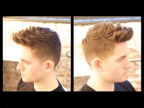 gents haircut tutorial men s haircut tutorial male model haircut thesalonguy