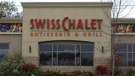 swiss chalet parent company cara looking to raise 200m in