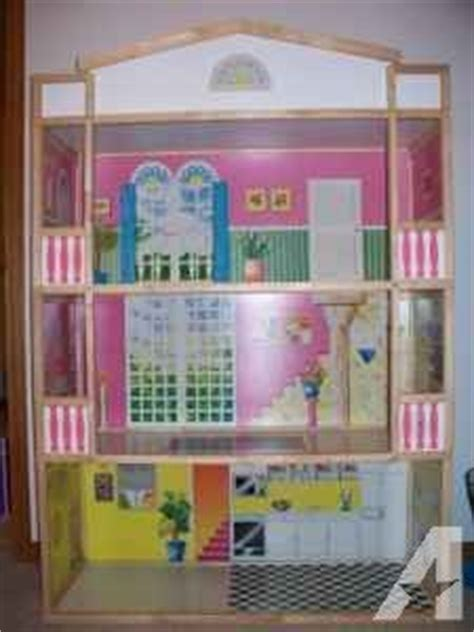 barbie doll house furniture for sale pj 3 story wooden barbie house google search if anyone has this dollhouse for sale