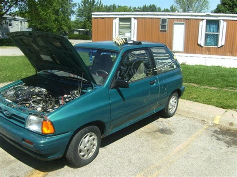 all car manuals free 1993 ford festiva on board diagnostic system junker89 1993 ford festivagl hatchback 2d specs photos modification info at cardomain