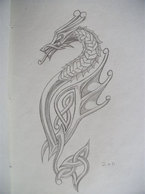nordic dragon tattoo designs norse www imgkid the image kid has it