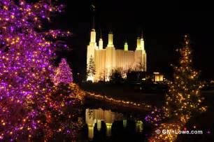 mormon temple dc lights festival of lights at the washington dc mormon temple