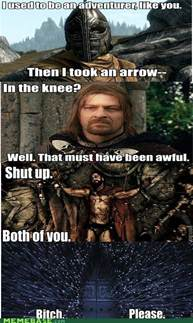 Funny Skyrim Memes - pinterest the world s catalog of ideas