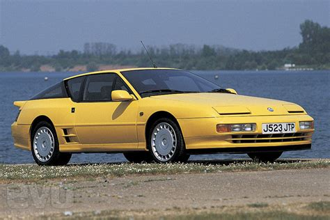 renault alpine a610 renault alpine a610 technical details history photos on
