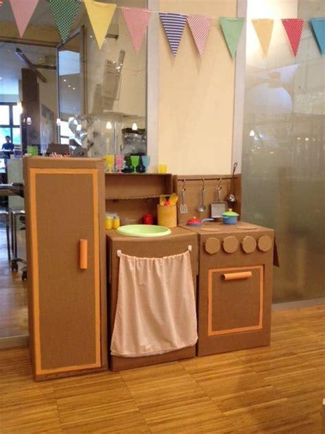 cucina per bambini fai da te oltre 1000 idee su cucina di cartone su cucine