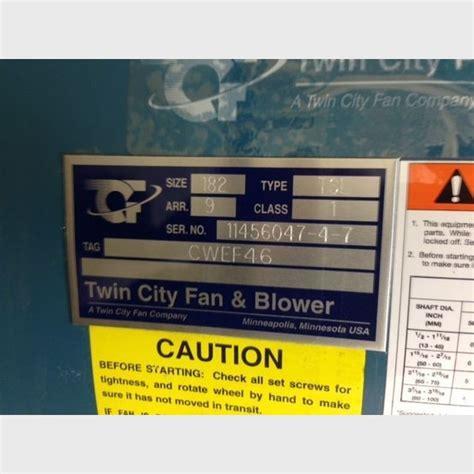 city fan companies 24 inch dia city fan blower company ventilation