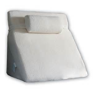 lcao010 this wedge pillow relieves lower back