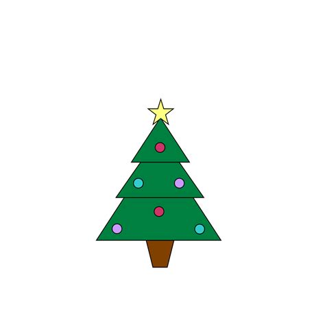 clip art christmas tree free clipart n images free tree clipart