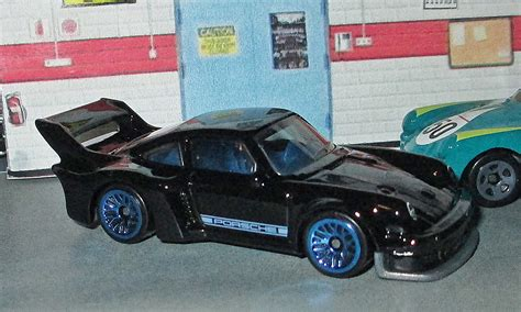 Wheels Porsche 934 5 Black Factory Fresh 2017 320 365 porsche 934 5 model cars hobbydb