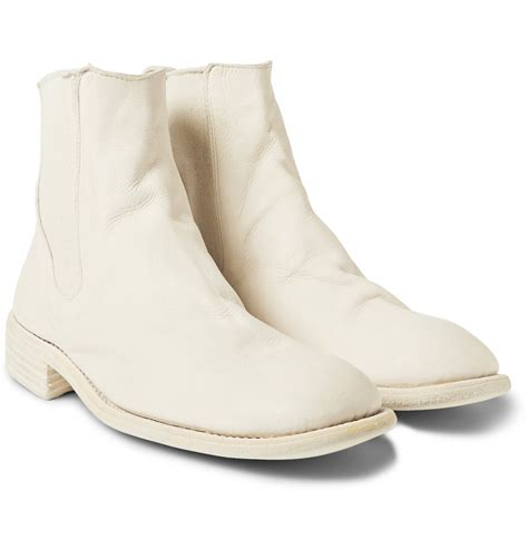 mens white boots leather mens white leather boots coltford boots