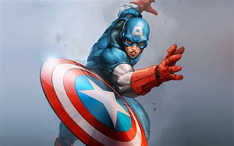 captain america ios wallpaper 3840 x 2160