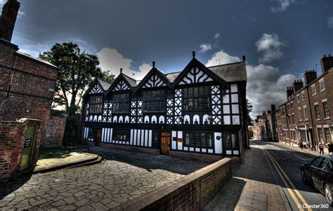 Bed And Breakfasts Stanley Palace Chester