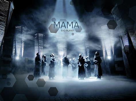 exo mama video compilation of exo s mama live performances