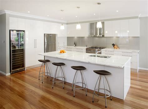 kitchen island sydney forrestville modern kitchen sydney by collaroy