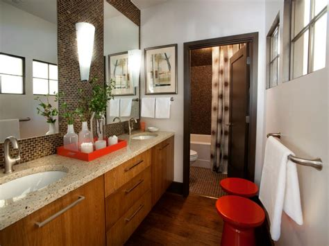 bathroom decorating tips ideas pictures  hgtv hgtv