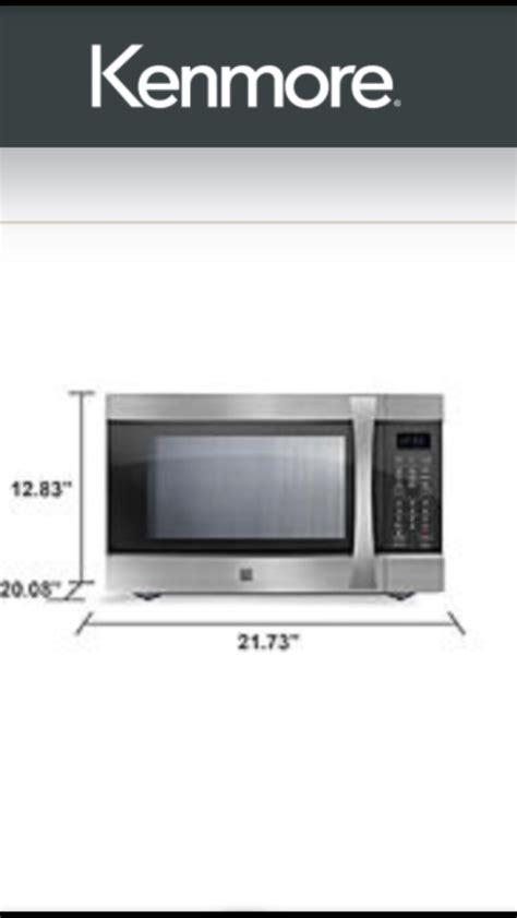 kenmore elite microwave manual bestmicrowave