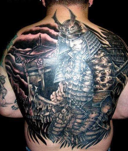 tattoo oriental samurai significado samurai tattoos