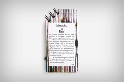 Phone Detox by This Phone Sized Book Gives You A Tech Detox Yanko Design