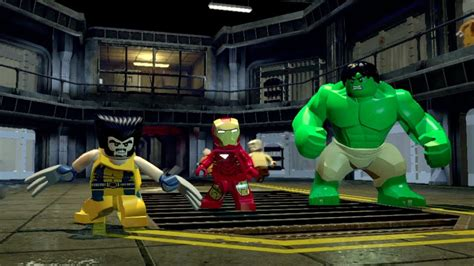 imagenes de lego marvel wolverine lego marvel super heroes iron man spider man hulk