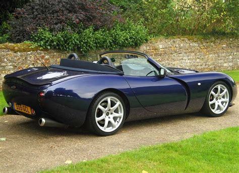 Tvr Television Racing Green Cars Home