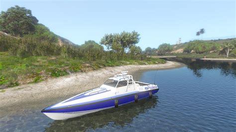 gta 5 police boat cheat belgian police boat gta5 mods