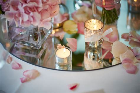 Tischdeko Rund Hochzeit by Tischdekoration F 252 R Die Hochzeit Selber Gestalten