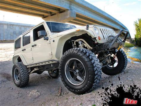 Painting Jeep Fenders Jeep Jk W Painted Flat Fenders Cars