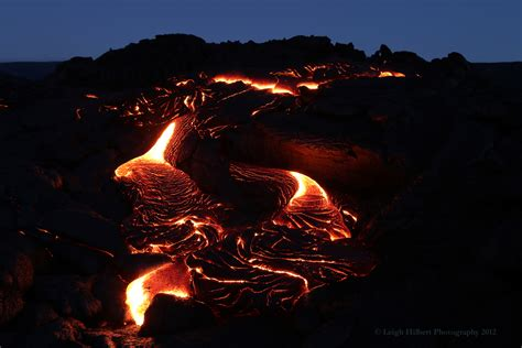 s largest lava l hawaiian lava daily large area of crusting lava on the