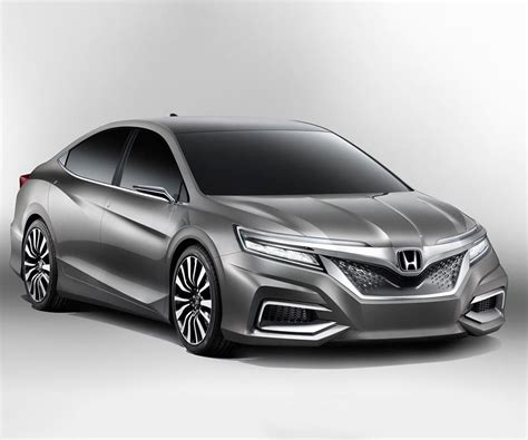 2019 Honda Sports Car by All New Design For 2019 Honda Accord