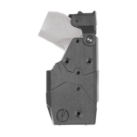 blade tech tek lok blade tech taser x2 holster with tek lok attachment