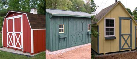 outdoor storage sheds  sale amish garden shed