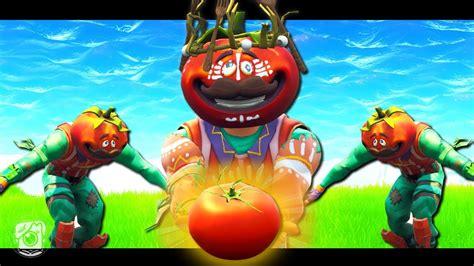tomatohead  skin  fortnite short film