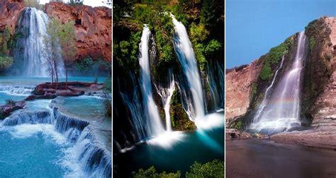 beautiful waterfalls     breath