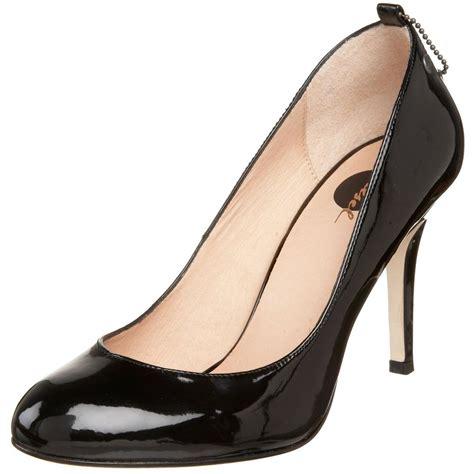 diesel womens shoes heels pumps black leather