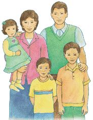 Family Home Evening Clipart by Latter Day Saints Primary Lds Clipart Lds Church Lds
