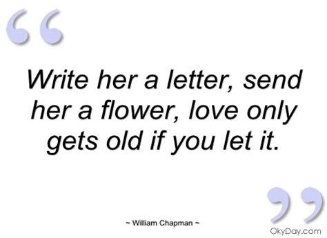 William Chapman Quotes