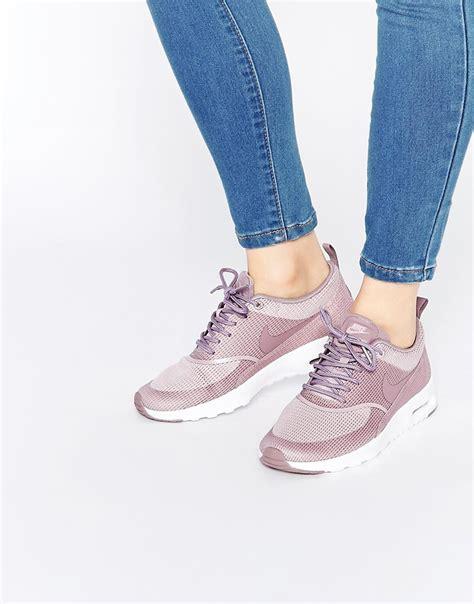 Sepatu Nike Free Run 37 46 trendy nike air max thea plum fog plum fog shoes