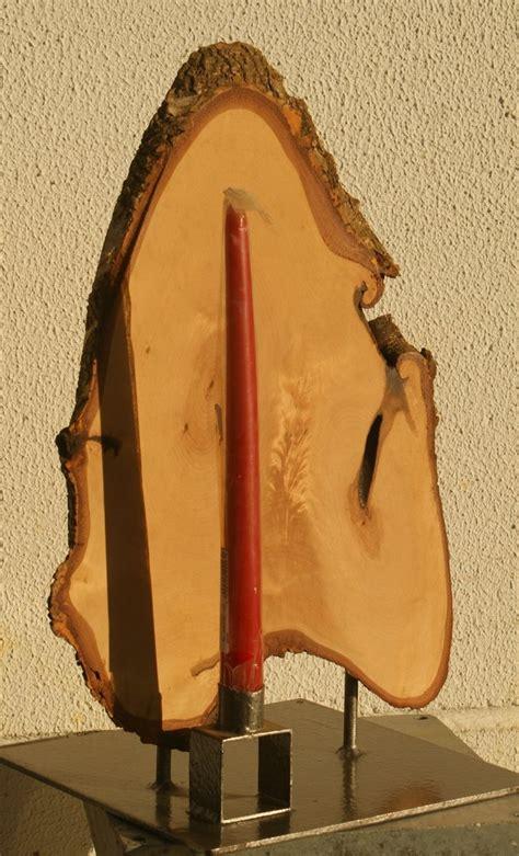 gartenskulpturen holz gartendeko shop gartenskulptur holzskulptur mit kerze
