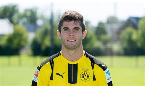 christian pulisic borussia christian pulisic to liverpool borussia dortmund reject