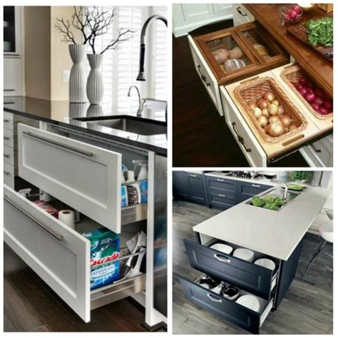 Space Saving Ideas For Kitchens 10 super clever kitchen storage ideas