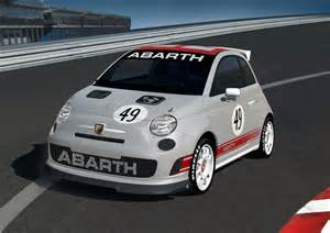 Abarth It Back To The Track Fiat 500 Abarth Assetto Corse