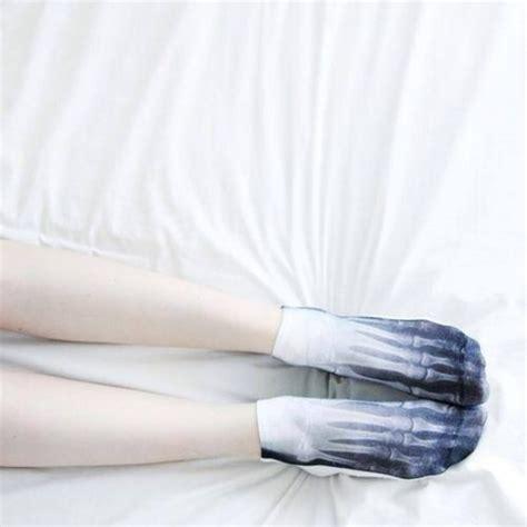 Socks X Bone white socks bones socks x