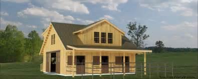 four stall barn barn with loft living quarters studio design gallery