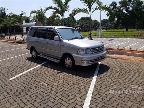 Toyota Kijang Lgx 1 8 2002 jual mobil toyota kijang 2002 lgx 1 8 di jawa barat manual