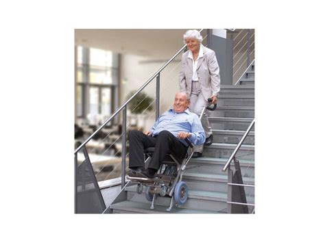 Stair Climbing Chair by C Max U1 Powered Stairclimber Active Healthcare