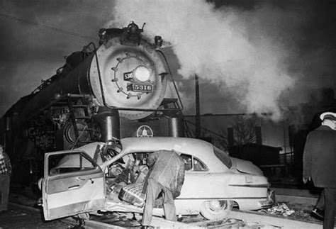 car accident car accidents 1950