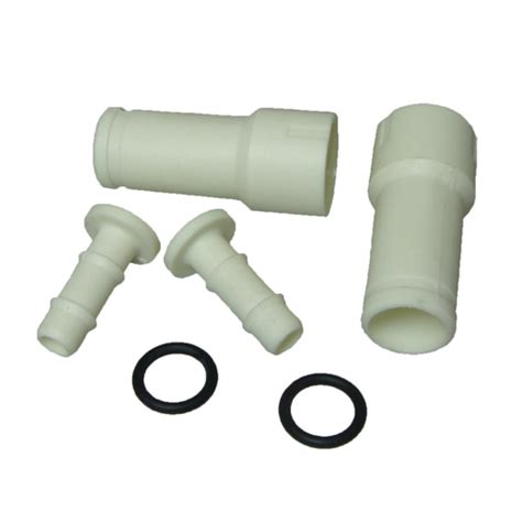 Shower Hose Replacement by Whale Elegance Shower Hose Connector Kit Marine