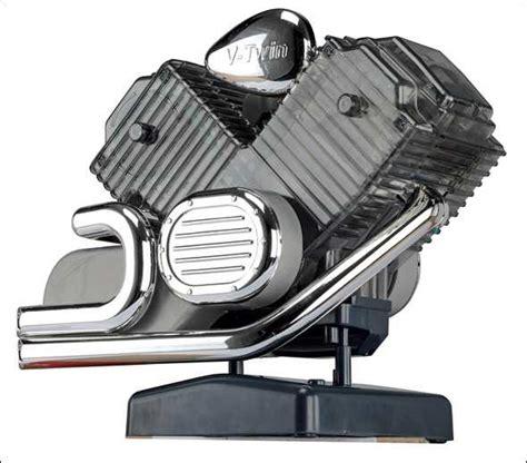 V2 Motorrad Bausatz by Wissenschaftliche Geschenkideen Motorrad Motor Lernpaket