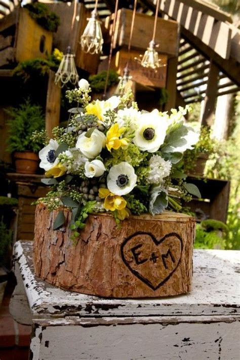 outdoor themed home decor 65 outdoor woodland wedding decor ideas happywedd com
