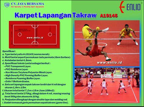 Karpet Lapangan Futsall lantai lapangan olahraga enlio id